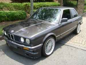 1985 BMW e30 Alpina B6 2.8 Gray