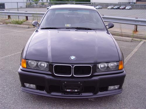 1995 BMW e36 M3 Cosmos Black