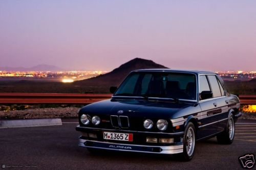 1982 BMW Alpina B9 Clone For Sale