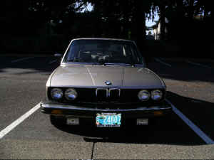 1983 BMW 528e For Sale