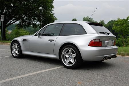2000 BMW M Coupe For Sale Silver Georgia