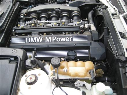 1991 BMW e34 M5 S38 Engine