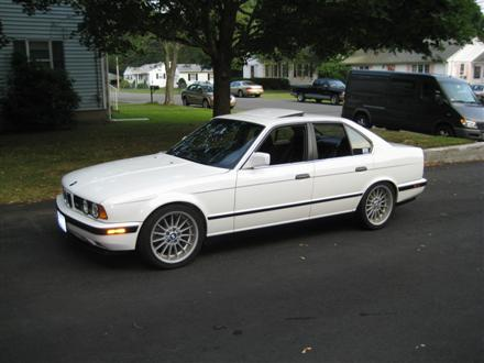 1991 BMW e34 M5 For Sale Alpine White