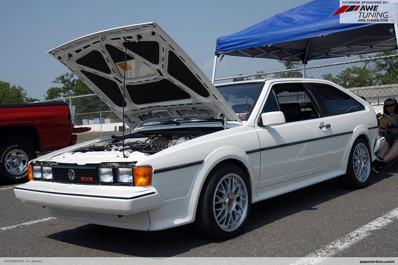 1988 Volkswagen Scirocco 16v For Sale Alpine White German Cars For