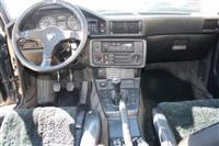 1988 BMW e28 M5 For Sale Interior View