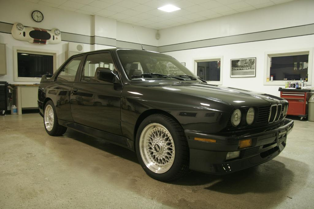 1988 BMW e30 M3 For Sale BBS Rims – German Cars For Sale Blog