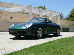 2001 Porsche Carrera 911 Cabrio For Sale