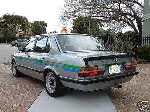 1983 Alpina B9 For Sale