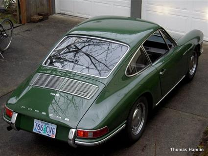 1967 Porsche 912 For Sale Irish Green