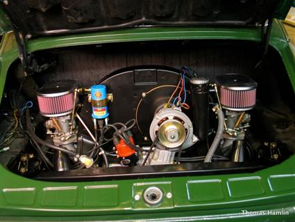 1967 Porsche 912 For Sale with Performance Motor