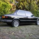 Black 1983 BMW e21 320i For Sale in Oregon