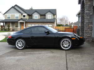 1999 Porsche 911 For Sale 996 Black on Black
