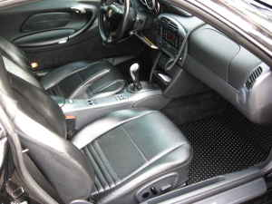 1999 Porsche 911 For Sale with black leather