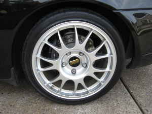 1999 Porsche 911 For Sale with BBS Wheels