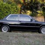 Black 1983 BMW e21 320i For Sale
