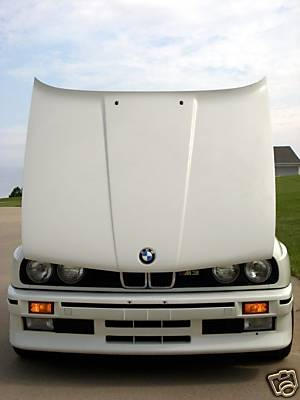1991 Alpine White BMW e30 M3 For Sale