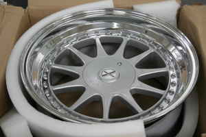 3 piece Hartge wheels e30 M3