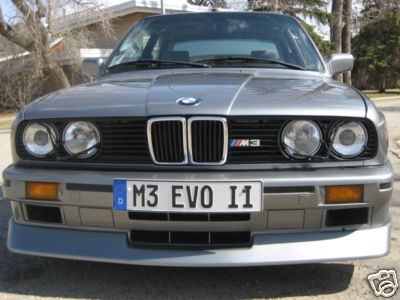 1988 BMW e30 M3 EVO II For Sale in Canada