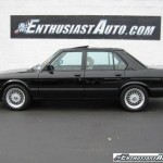 1988 BMW e28 M5 For Sale Super Low Miles in Ohio