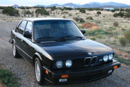 1988 BMW e28 M5 For Sale
