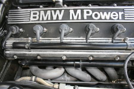 1988 BMW e28 M5 For Sale European Headers