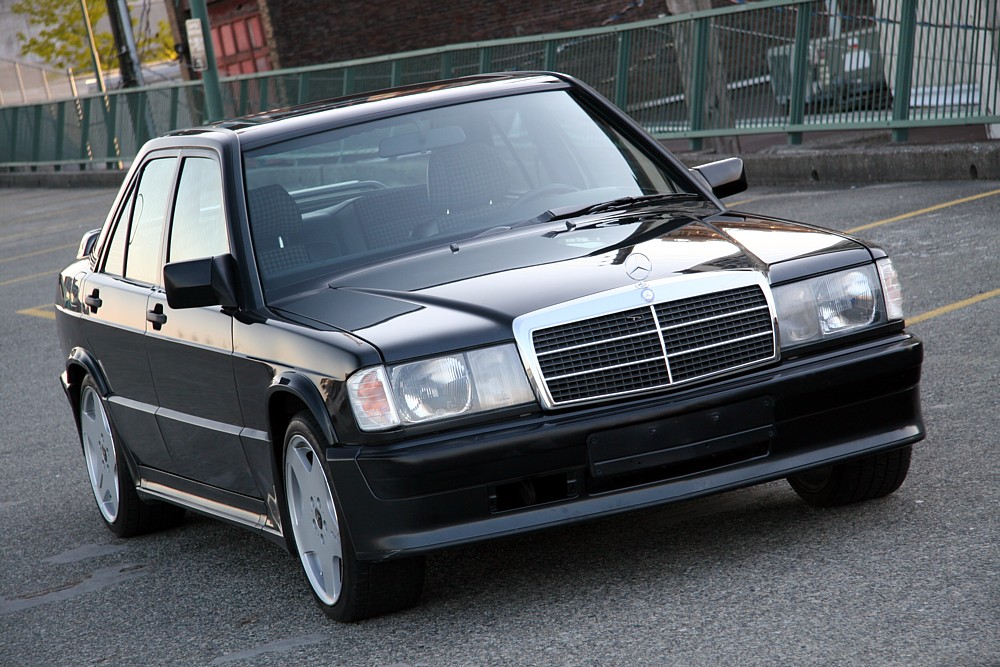 1987 mercedes benz 190e 2 3 16 euro in vancouver canada german cars for sale blog. Black Bedroom Furniture Sets. Home Design Ideas