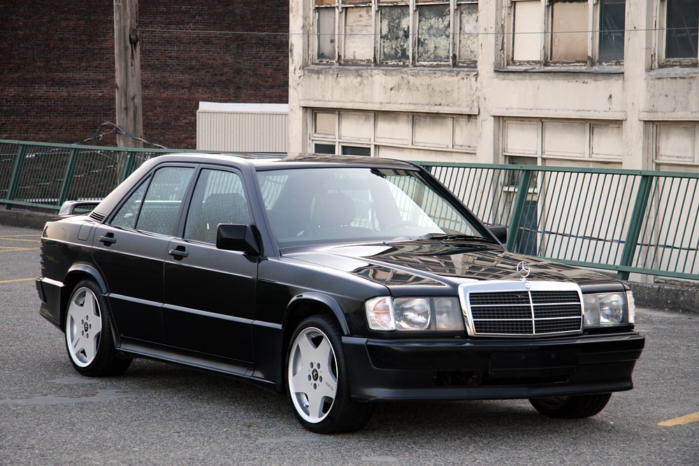 Craigslist Vancouver Cars >> 1987 Mercedes-Benz 190E 2.3-16 Euro in Vancouver, Canada   German Cars For Sale Blog