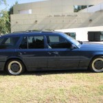 1987 Mercedes AMG 6.0 litre twin cam Hammer wagon