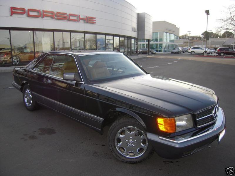 Mercedes 560 SEC Coupes, 6 0 AMG – German Cars For Sale Blog
