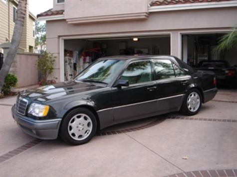 1994 Mercedes E500 For Sale Low Miles