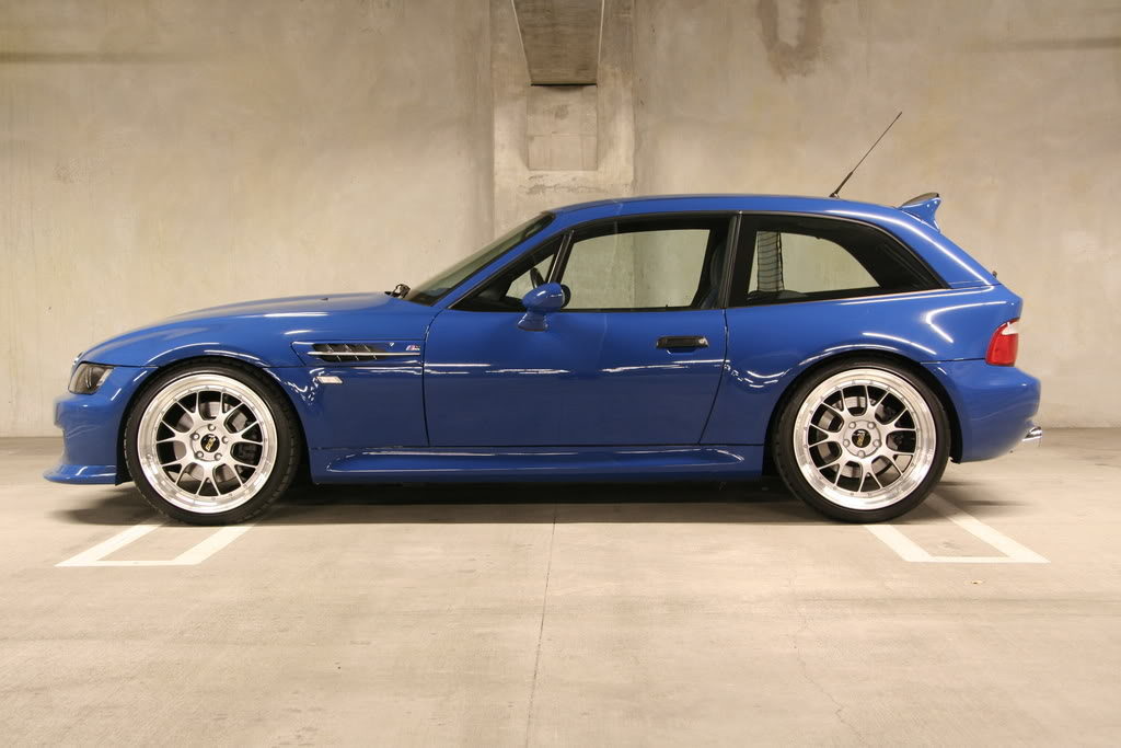 2002 Laguna Seca Blue S54 Z3 M Coupe For Sale In Burlingame California German Cars For Sale Blog