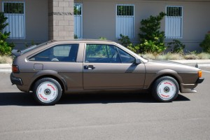 1984 Volkswagen Scirocco with Zender Goodies