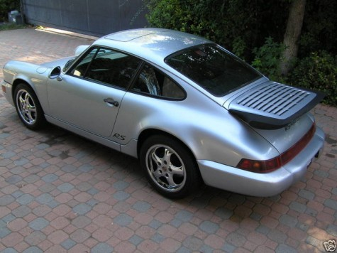 1993 Porsche 911 Carrera with RS America Options For Sale