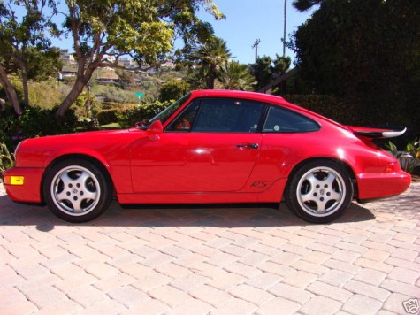 1994 Porsche 964 RSA For Sale with 15000 miles