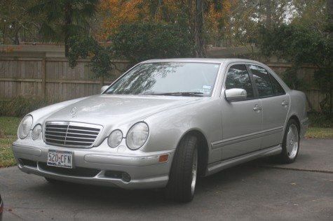 2001 Mercedes E55 AMG For Sale
