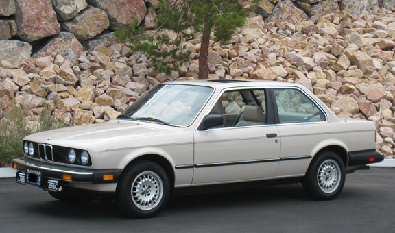 1985 Bmw 325e With Incredible History German Cars For Sale Blog