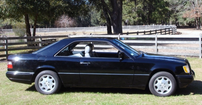 1995 mercedes benz e320 coupe german cars for sale blog for 1995 mercedes benz e320 for sale