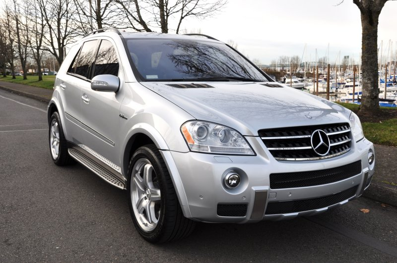1 Owner 2007 Ml63 On Craigslist German Cars For Sale Blog