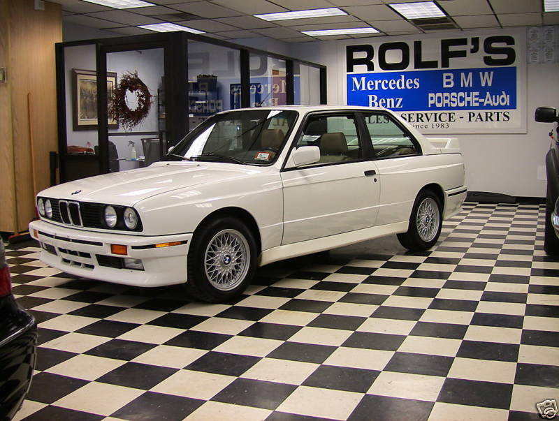 28k Miles Bmw E30 M3 For Sale In Alpine White German Cars