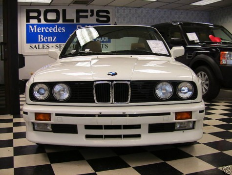 1988 BMW e30 M3 For Sale on eBay