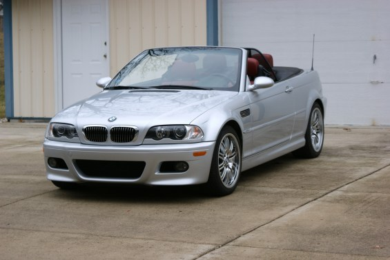 Reader Ride For 2002 Bmw M3 Smg Convertible