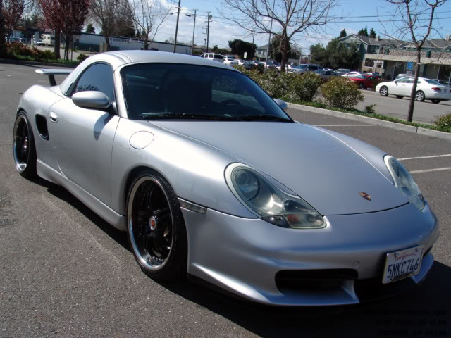 2000 porsche boxster s gemballa german cars for sale blog. Black Bedroom Furniture Sets. Home Design Ideas