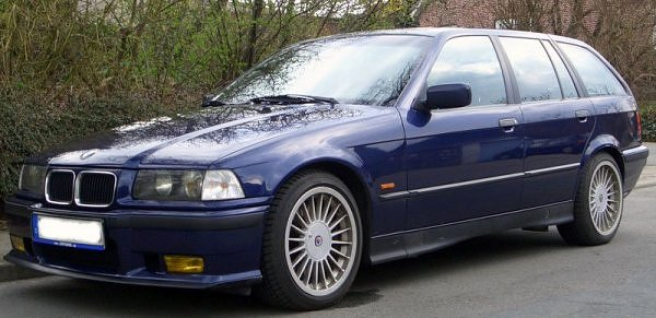 Rare BMW Alpina B8 Touring Wagon E36 – German Cars For Sale Blog