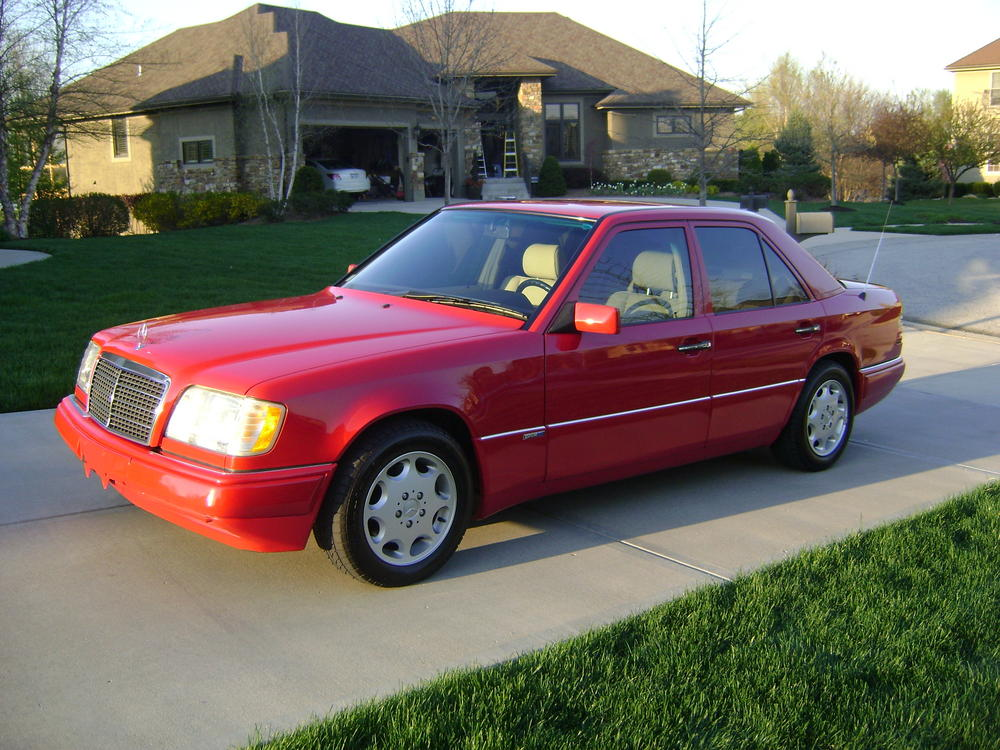 1994 Mercedes Benz E320 Sportline Sedan German Cars For Sale Blog