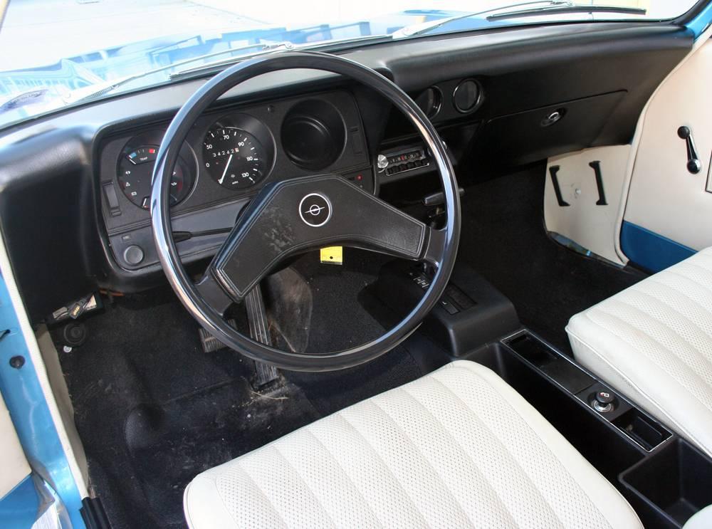 Budget Buy Low Mile 1971 Opel Ascona A 1900 Wagon German