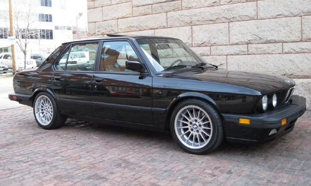 beautiful e28 bmw m5 for sale german cars for sale blog. Black Bedroom Furniture Sets. Home Design Ideas