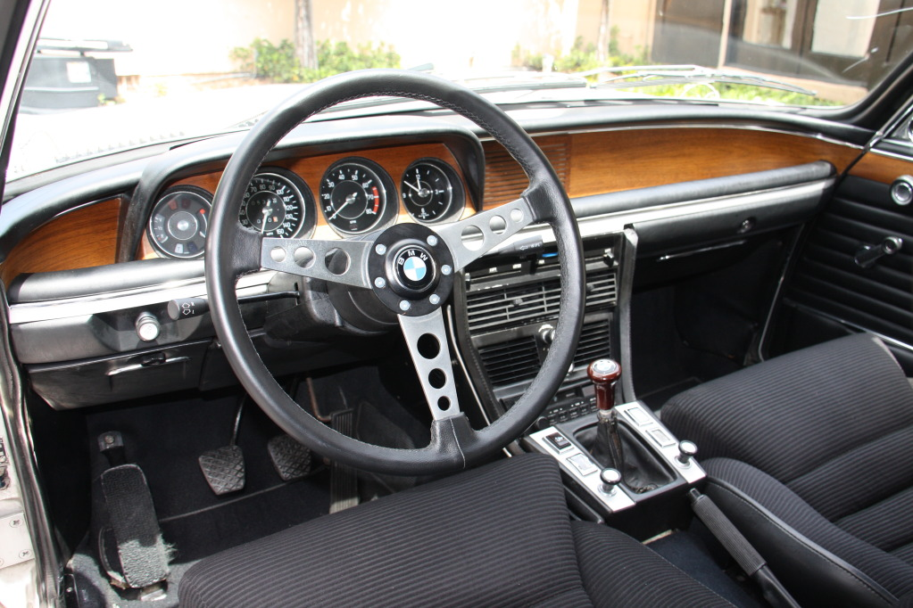 BMW 3.0 Csl >> 1973 BMW 3.0 CSL looking fine in silver – German Cars For Sale Blog