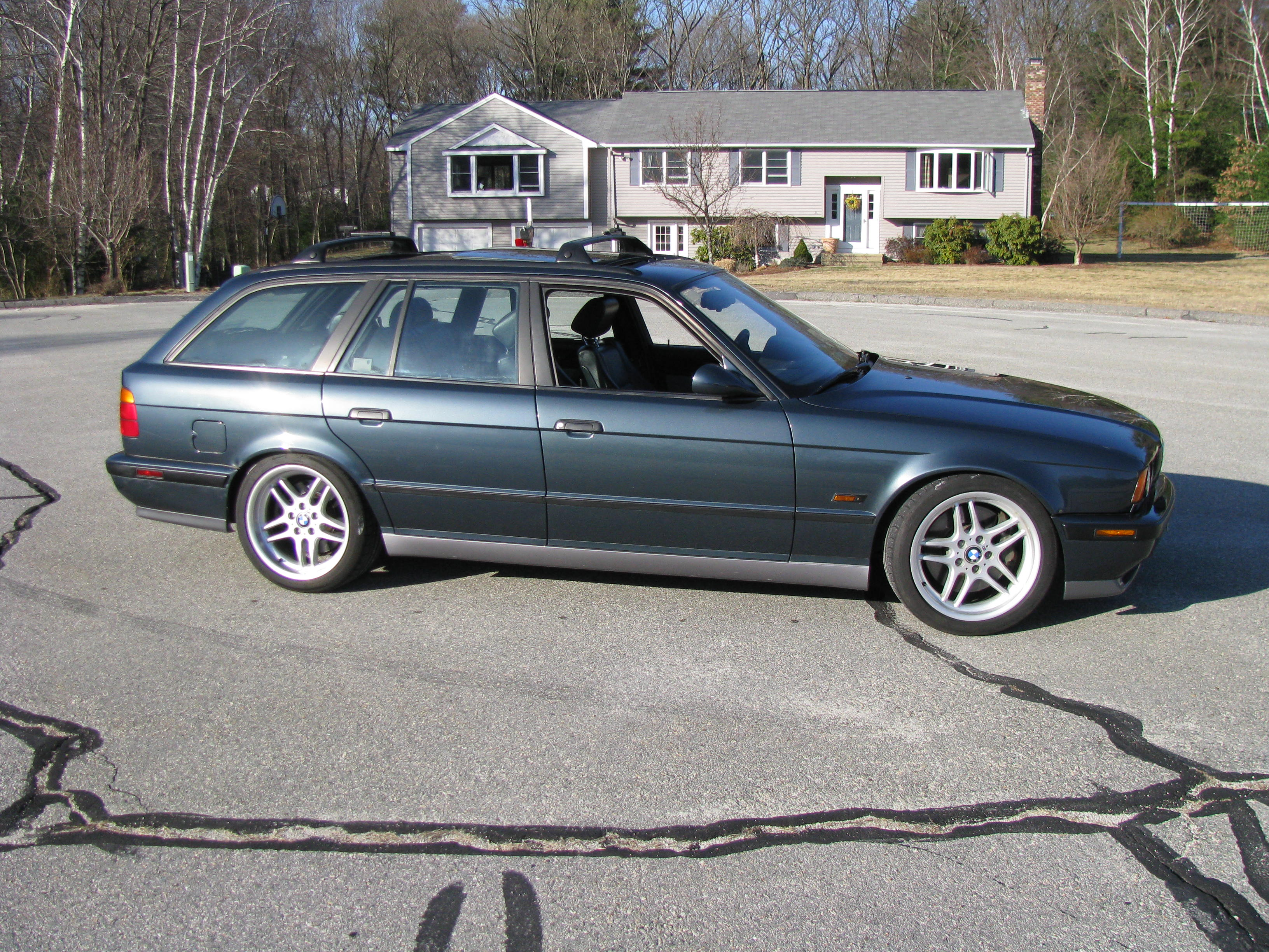 1995 Bmw M5 E34 Touring Wagon Supercharged German Cars For Sale Blog
