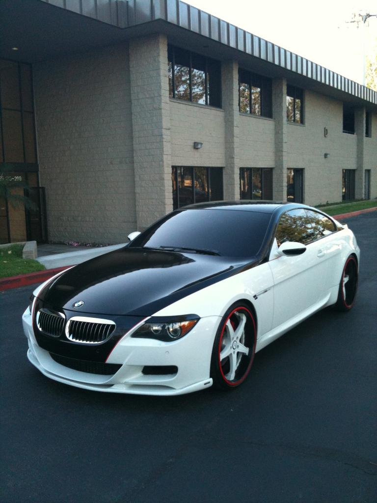 2006 Bmw M6 Hamann Custom German Cars For Sale Blog