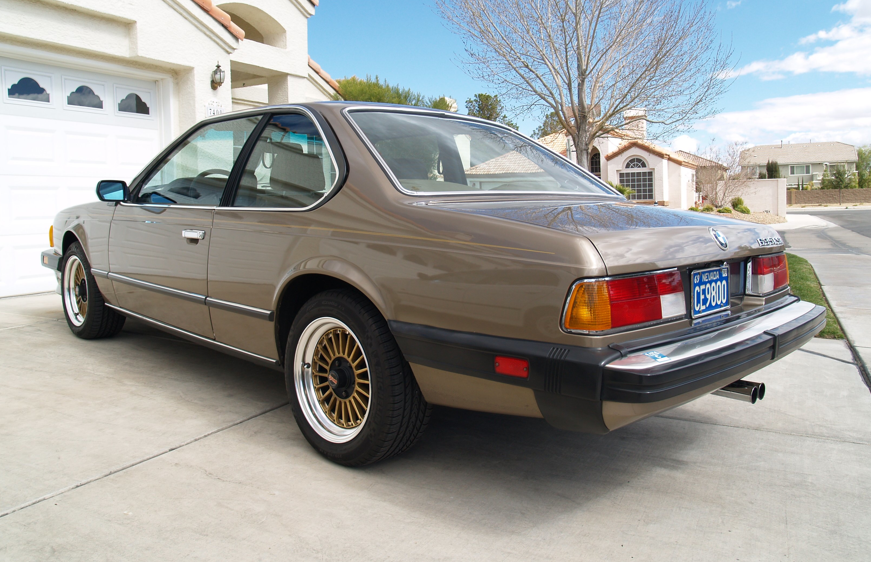 Truly Immaculate 1985 BMW 635CSi for sale | German Cars For Sale Blog